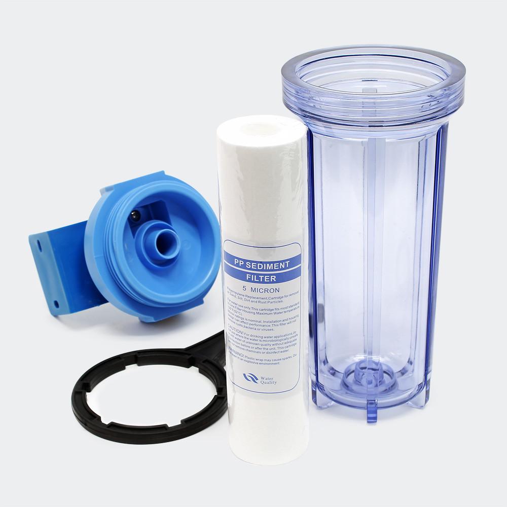 Omtyckta Naturligt Vatten 26,16 mm 3/4 tum 1-steg vattenfilter SF-84