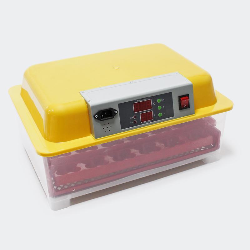 Automatisk kläckningsmaskin 24 ägg