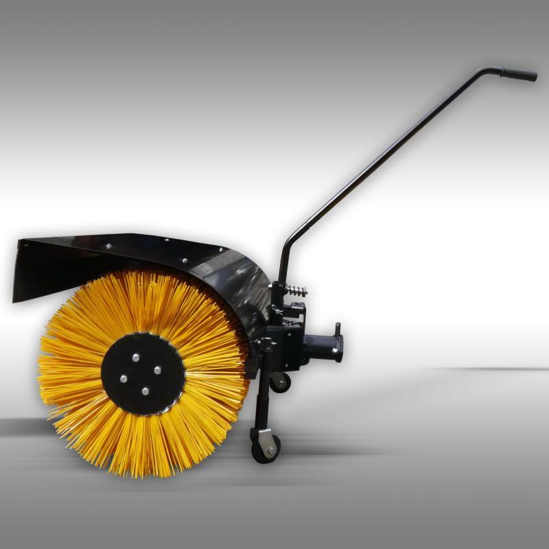 Sopvals 1 m för handtraktor ES-270