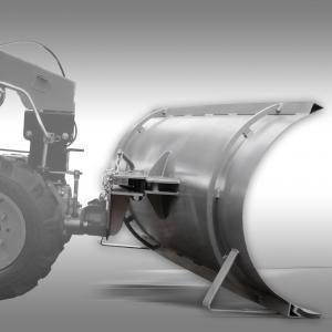 Snöplog för tvåhjulstraktor ES-270