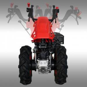 Motordriven tvåhjulstraktor ES-420