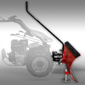 Snöplogsblad för ES-420 tvåhjulstraktor