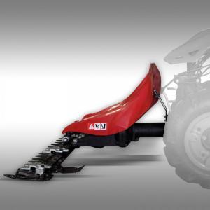 Gräsklippare Slåtterbalk 120 cm för handtraktor ES-420