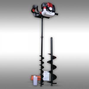 Enmans jordborrmaskin EJB-100, 100+200 mm borr, 3 hk, borrmaskin