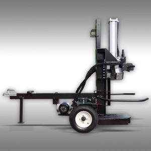 Vedklyv 22T, 62 cm, 6,5 hk elmotor, horisontellt och vertikalt
