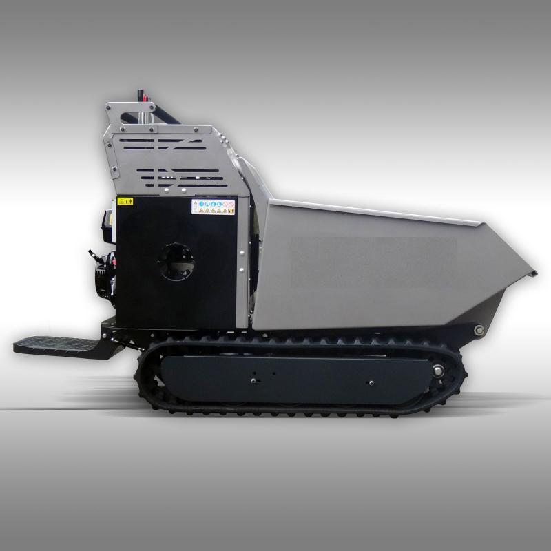 Larvdumper LD-500, Bensinmotor, hydrostat