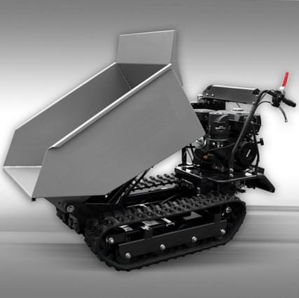 Larvdumper LD-300 hydraulisk, bensinmotor