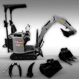 Minigrävare ES-1500 13,5 HK