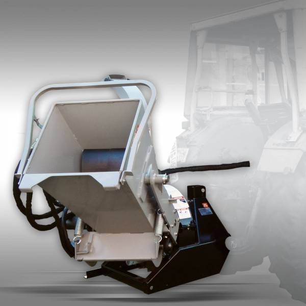Flishugg / kompostkvarn ES-RSBX42