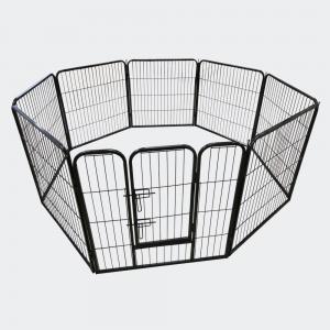 Valphage metall 210 x 80 cm, 8 sektioner