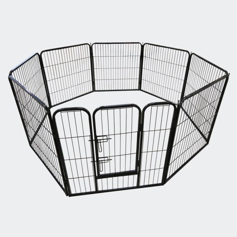 Valphage metall 210 x 100 cm, 8 sektioner