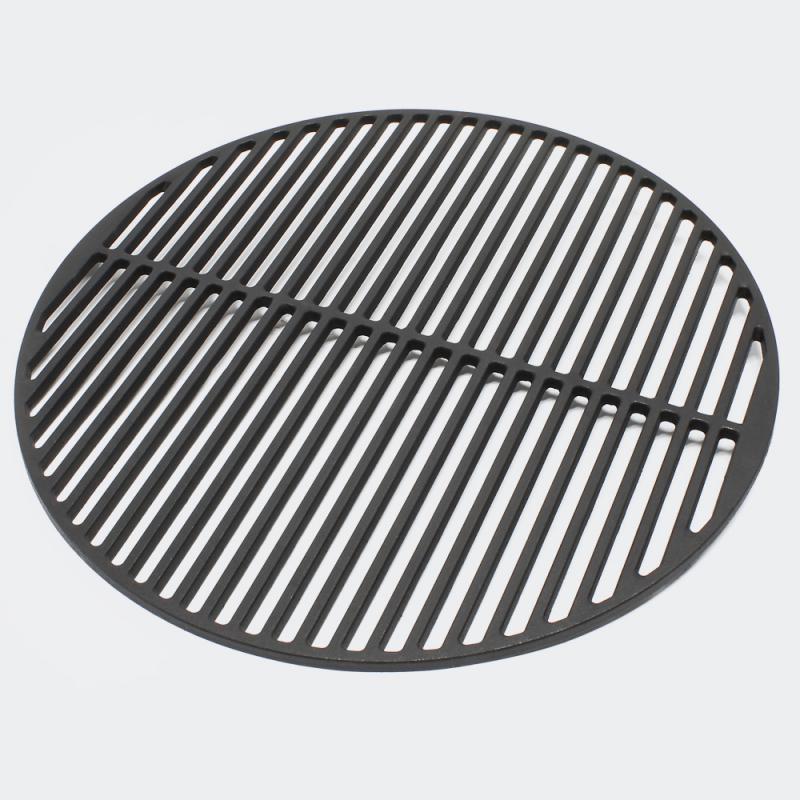 Grill- gjutjärnsgaller, runt 54,5 cm