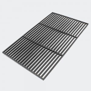 Grill- gjutjärnsgaller, rektangulär 54 x 34 cm