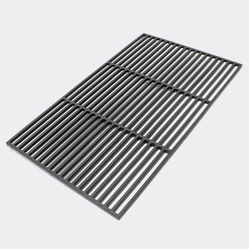 Grill- gjutjärnsgaller, rektangulär 67 x 40 cm