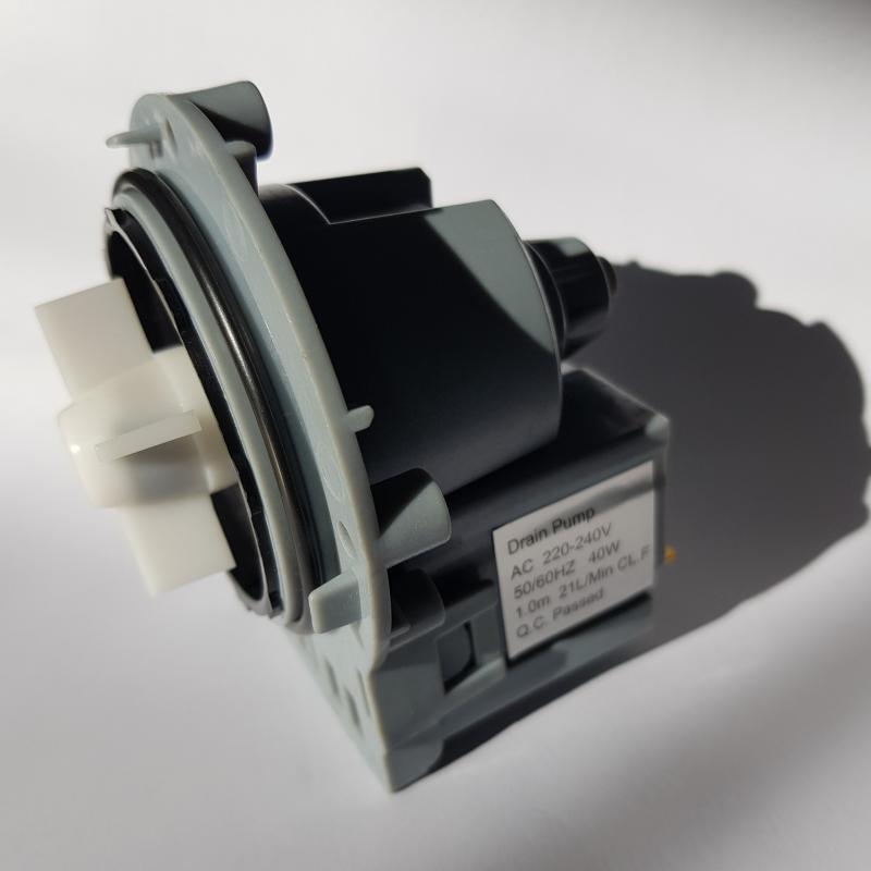 Universal tömningspump för tvättmaskin Samsung Ecobubble Siemens LG Beko