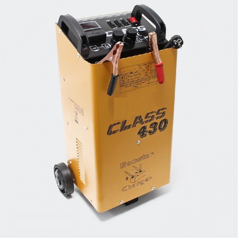 Batteriladdare 12V & 24V - Booster 430