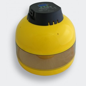 Halvautomatisk kläckningsmaskin för 10 ägg