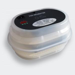 Automatisk kläckningsmaskin 12 ägg