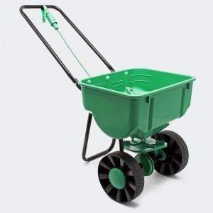 Spridare 68 liter med plastdäck