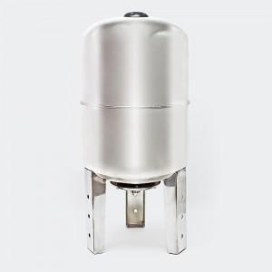 Hydropress tank 50L vertikal Rostfritt stål EPDM