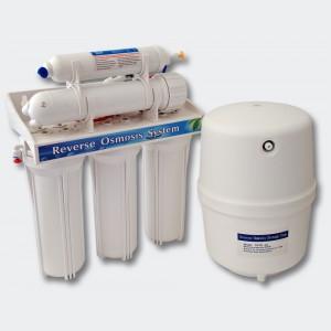 "10"" Dricksvattenfilter RO 190 L/dag"