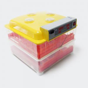 Automatisk kläckningsmaskin 72 ägg