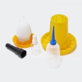 Äggkläckningsmaskin tillbehörssett 6 delar