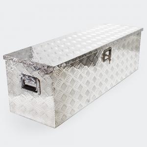 Aluminiumlåda XXL Verktygslåda Pick-up