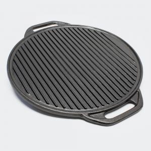 Holländsk ugn Grillplatta vändbar Ø 41,5 cm