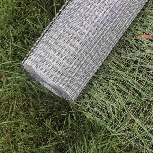 Trådnät galvaniserat 1m x 25m maska 25x25mm