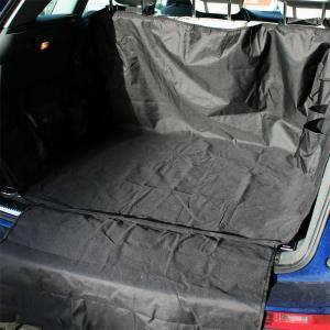 Skydd för bagageutrymme 165 x 135 cm med förlängning