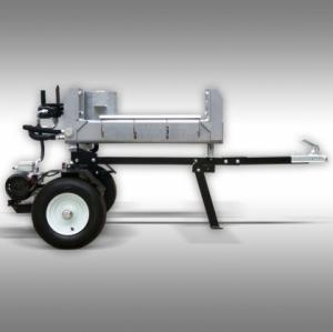 Vedklyv 20T, 63 cm, elmotor dubbla splitter