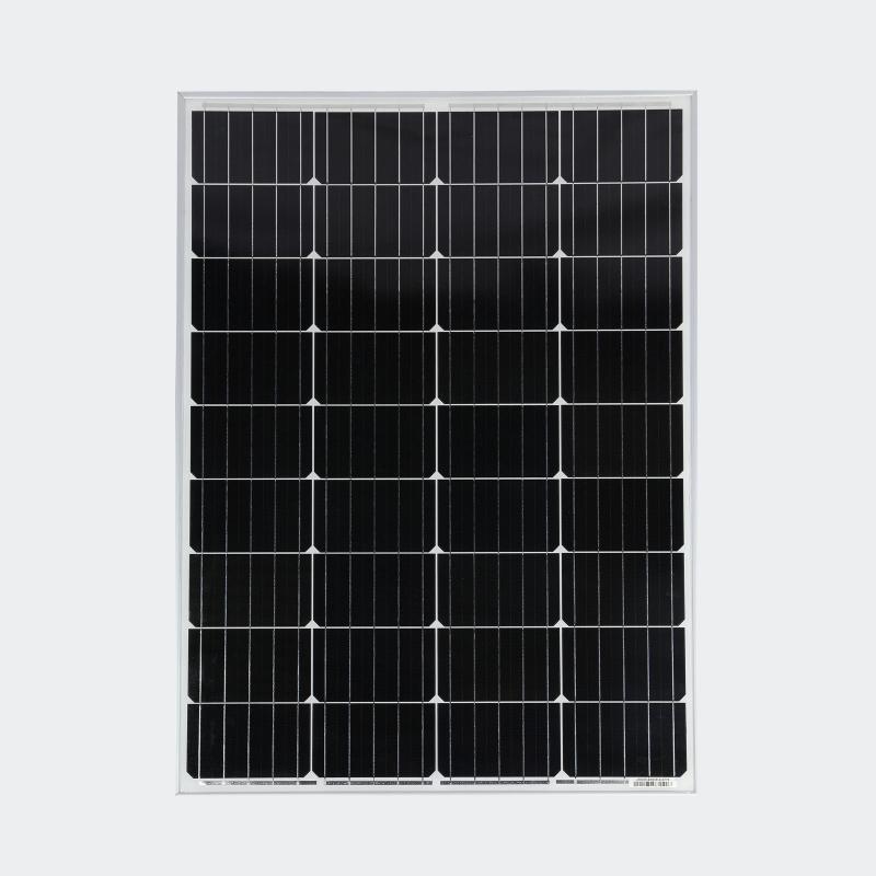 Solpanel monokristallin 165W 18V 8.72A 1480x680mm