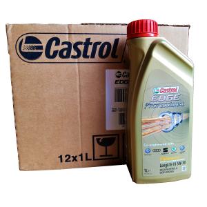12x Castrol Edge Professional 5W-30 FST™ 1liter