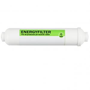 Energyfilter med naturliga vibrationer