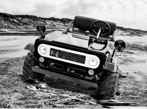 Montering Mini Jeep