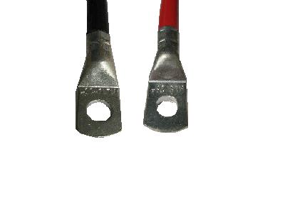 Kabelset 25 mm²