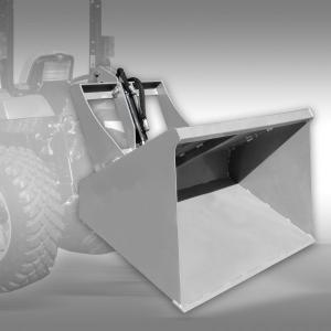 Baklastare ES-800 liter tipp