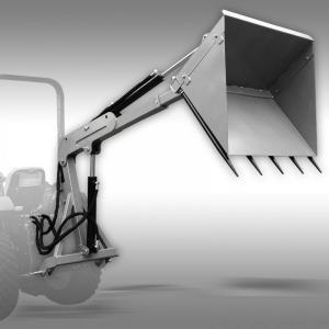 Baklastare ES-350 liter 400kg