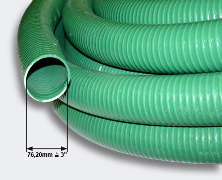 Sugslang 3-inch 76,20mm 30 meter