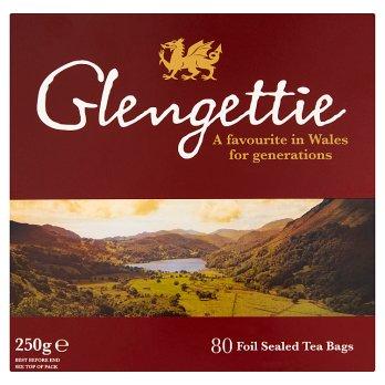 Glengettie Original Tea 80s