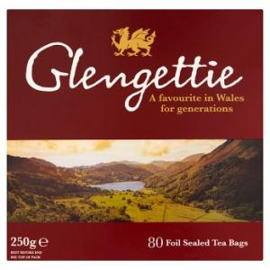 Glengettie Original Tea 80s