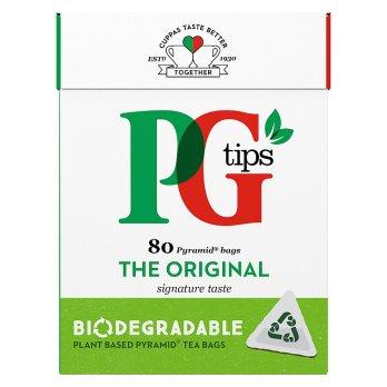 PG Tips Original Tea 80s