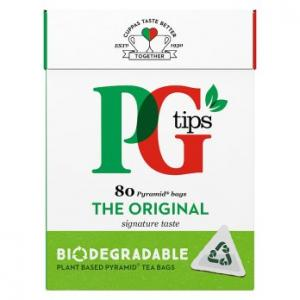PG Tips Original Tea 80s