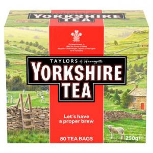Taylors Of Harrogate Yorkshire Tea Original 80s