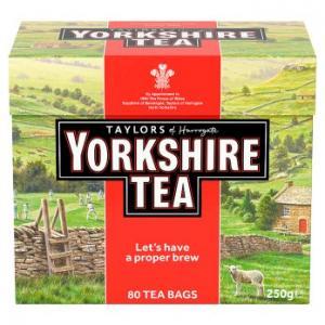 Taylors Of Harrogate Yorkshire Tea Original 80s