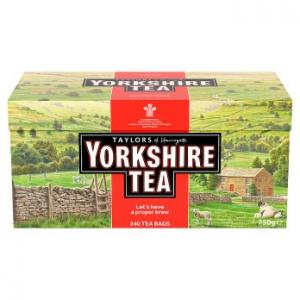Taylors Of Harrogate Yorkshire Tea Original 240s