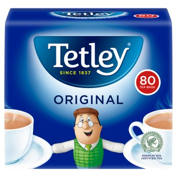 Tetley Original Tea 80s
