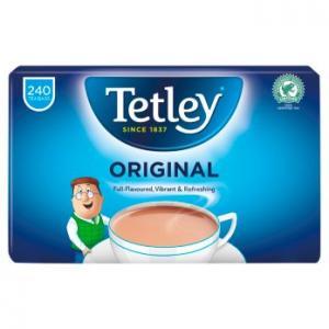 Tetley Original Tea 240s