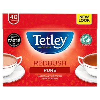 Tetley Redbush Tea 40s
